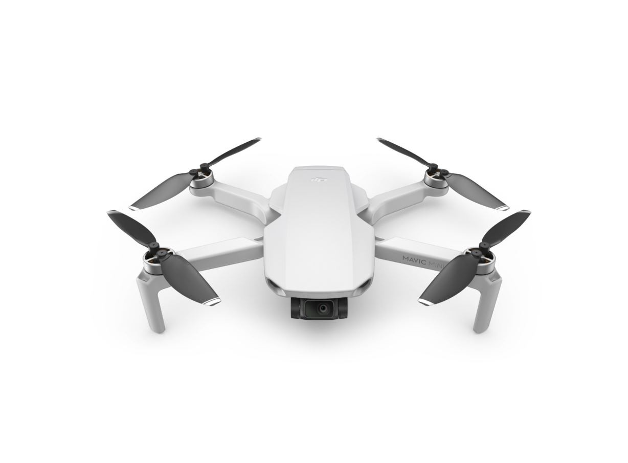 DJI launches mavic mini